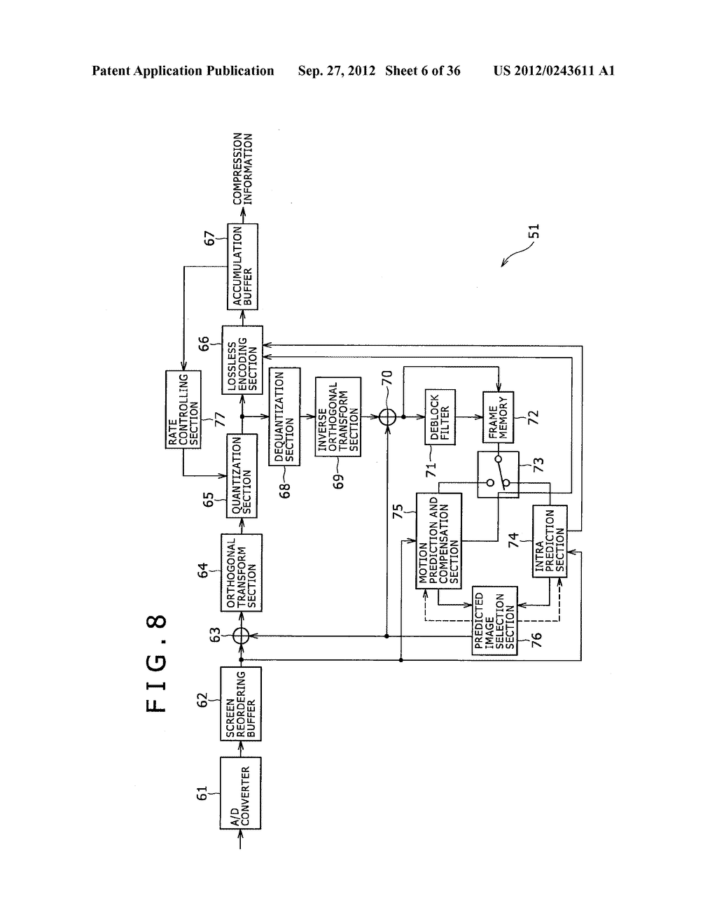 IMAGE PROCESSING APPARATUS AND METHOD AS WELL AS PROGRAM - diagram, schematic, and image 07