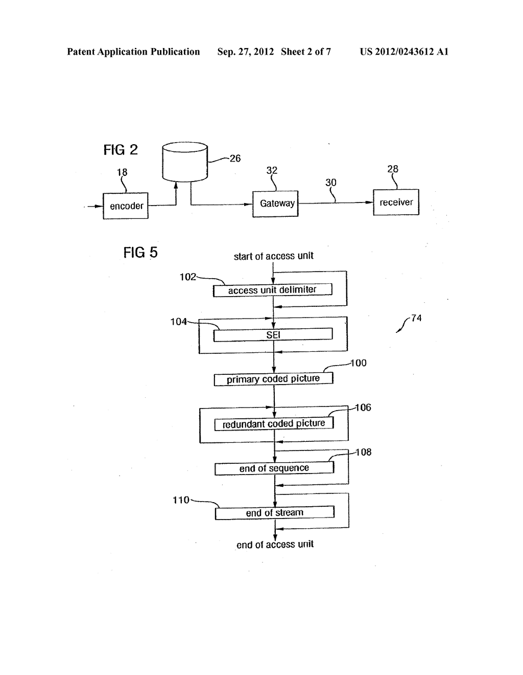 APPARATUS AND METHOD FOR CODING AN INFORMATION SIGNAL INTO A DATA STREAM,     CONVERTING THE DATA STREAM AND DECODING THE DATA STREAM - diagram, schematic, and image 03