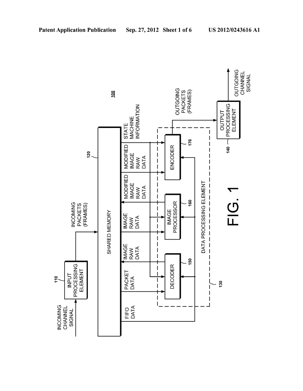 System and Method for Adaptively Allocating Resources in a Transcoder - diagram, schematic, and image 02