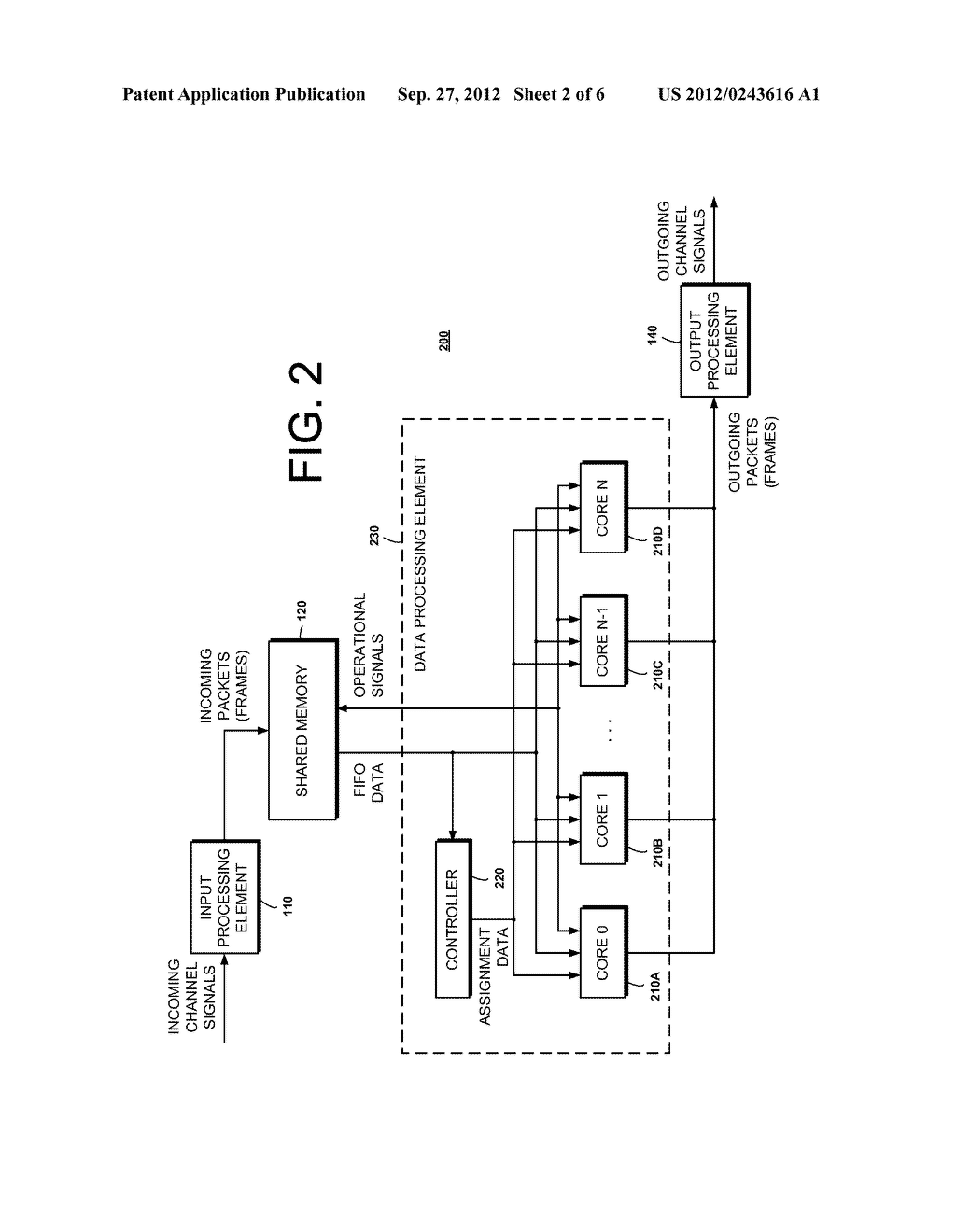 System and Method for Adaptively Allocating Resources in a Transcoder - diagram, schematic, and image 03