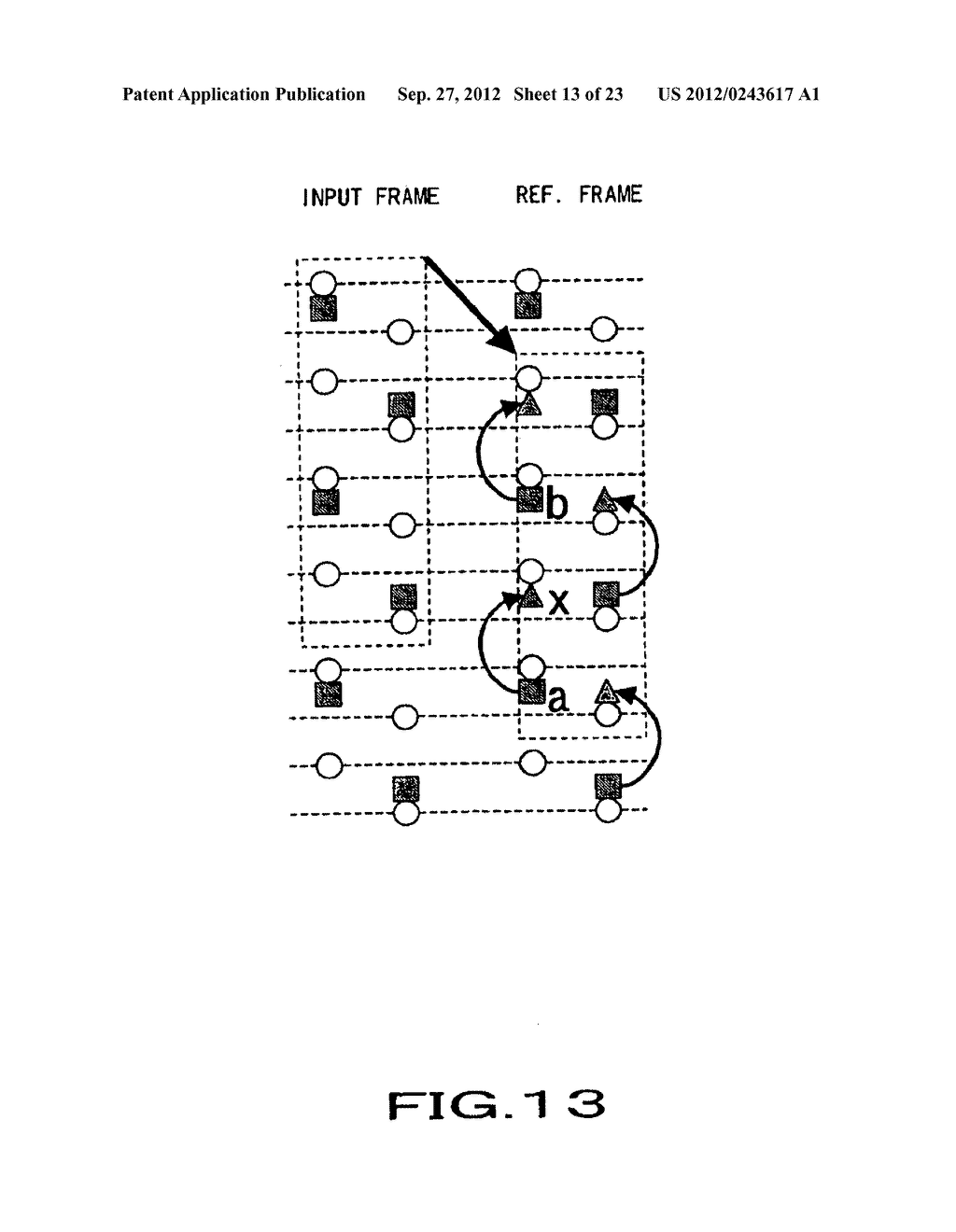 IMAGE INFORMATION ENCODING METHOD AND ENCODER, AND IMAGE INFORMATION     DECODING METHOD AND DECODER - diagram, schematic, and image 14