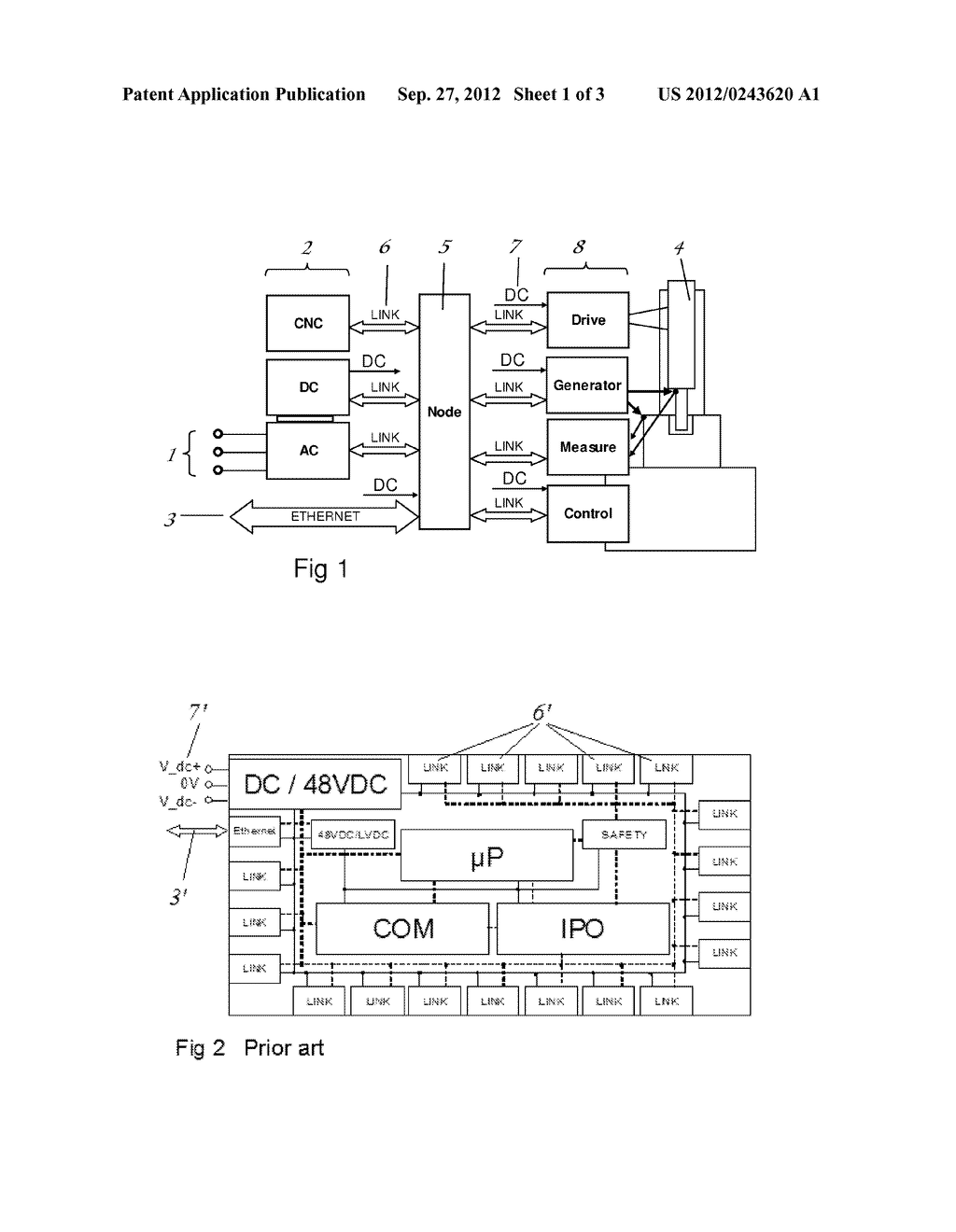 METHOD AND APPARATUS FOR DIGITAL DATA TRANSMISSION - diagram, schematic, and image 02