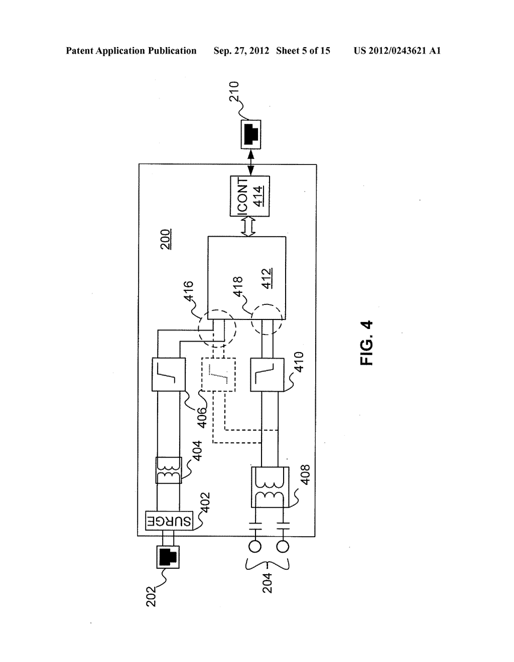 Multi-Wideband Communications over Multiple Mediums within a Network - diagram, schematic, and image 06