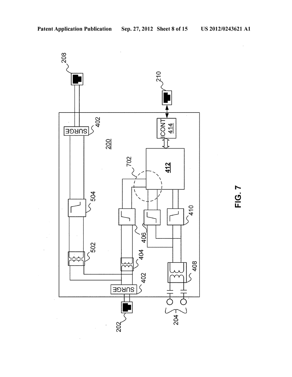 Multi-Wideband Communications over Multiple Mediums within a Network - diagram, schematic, and image 09