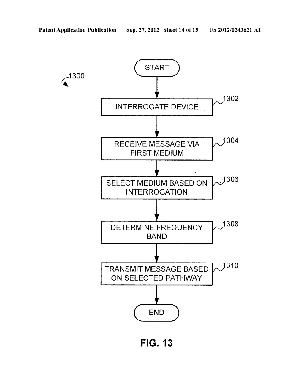 Multi-Wideband Communications over Multiple Mediums within a Network - diagram, schematic, and image 15