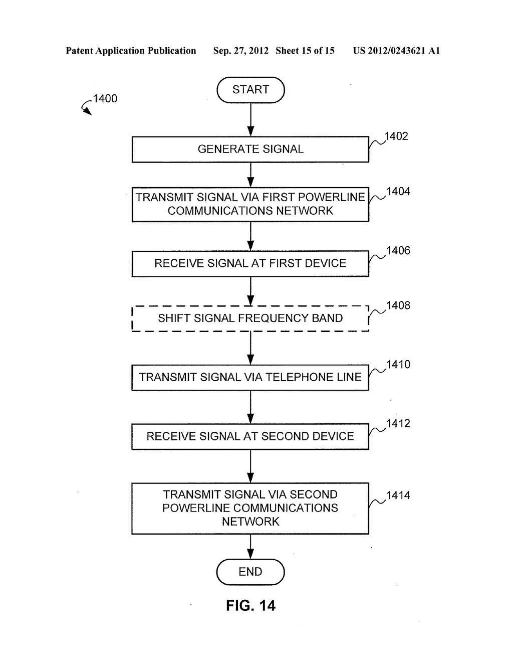 Multi-Wideband Communications over Multiple Mediums within a Network - diagram, schematic, and image 16