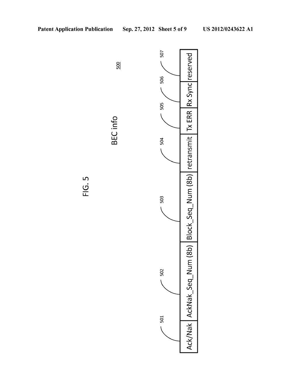 METHOD AND APPARATUS FOR IMPROVING THE ERROR RATE OF A SERIAL/DE-SERIAL     BACKPLANE CONNECTION - diagram, schematic, and image 06