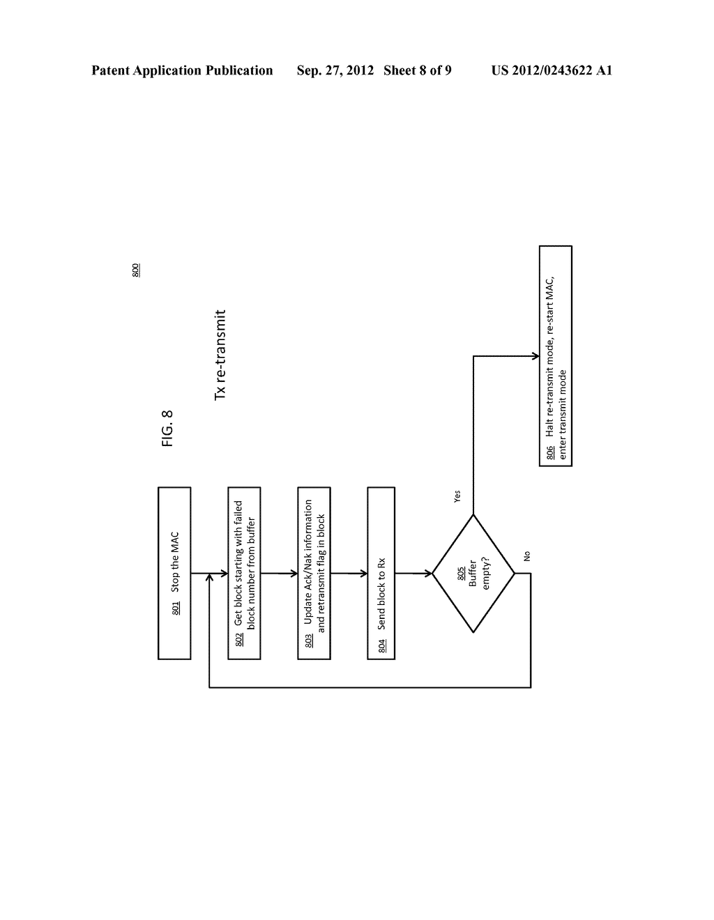 METHOD AND APPARATUS FOR IMPROVING THE ERROR RATE OF A SERIAL/DE-SERIAL     BACKPLANE CONNECTION - diagram, schematic, and image 09