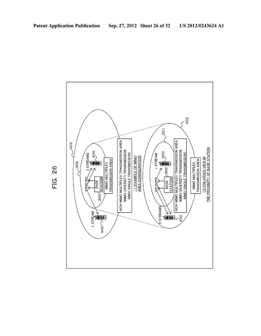 TRANSMISSION CONTROLLING METHOD, SENDER APPARATUS AND RECEIVER APPARATUS     FOR WIRELESS COMMUNICATION SYSTEM - diagram, schematic, and image 27