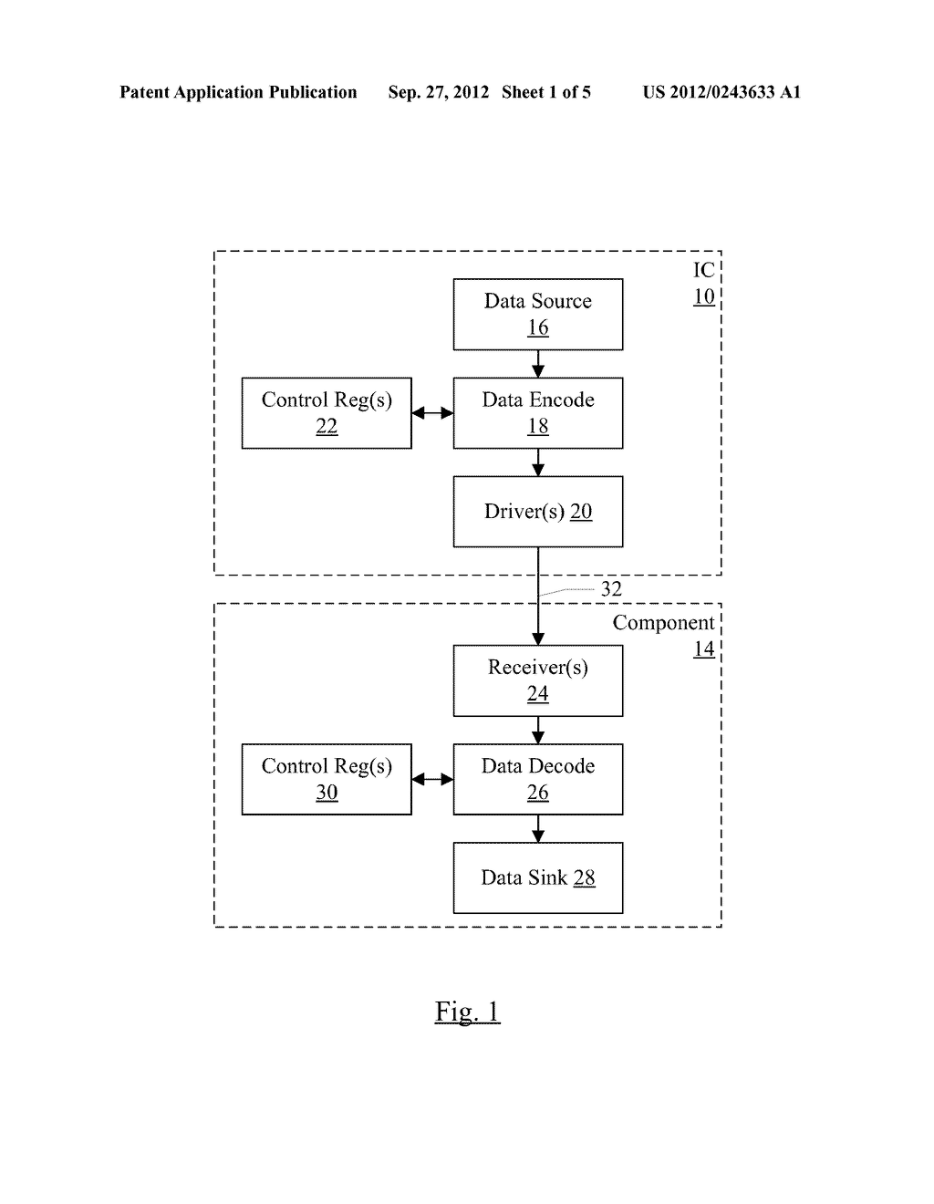 Data Encoding Based on Notch Filtering to Prevent Desense - diagram, schematic, and image 02
