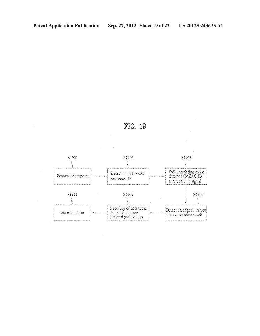 METHOD OF TRANSMITTING DATA IN A MOBILE COMMUNICATION SYSTEM - diagram, schematic, and image 20