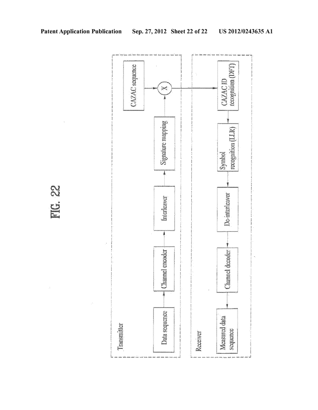 METHOD OF TRANSMITTING DATA IN A MOBILE COMMUNICATION SYSTEM - diagram, schematic, and image 23