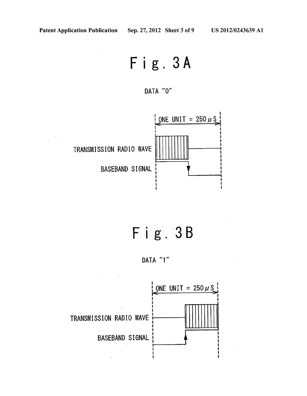 DATA COMMUNICATION DEVICE, AIR PRESSURE MONITORING SYSTEM USING THEREOF,     AND DATA COMMUNICATION METHOD - diagram, schematic, and image 04