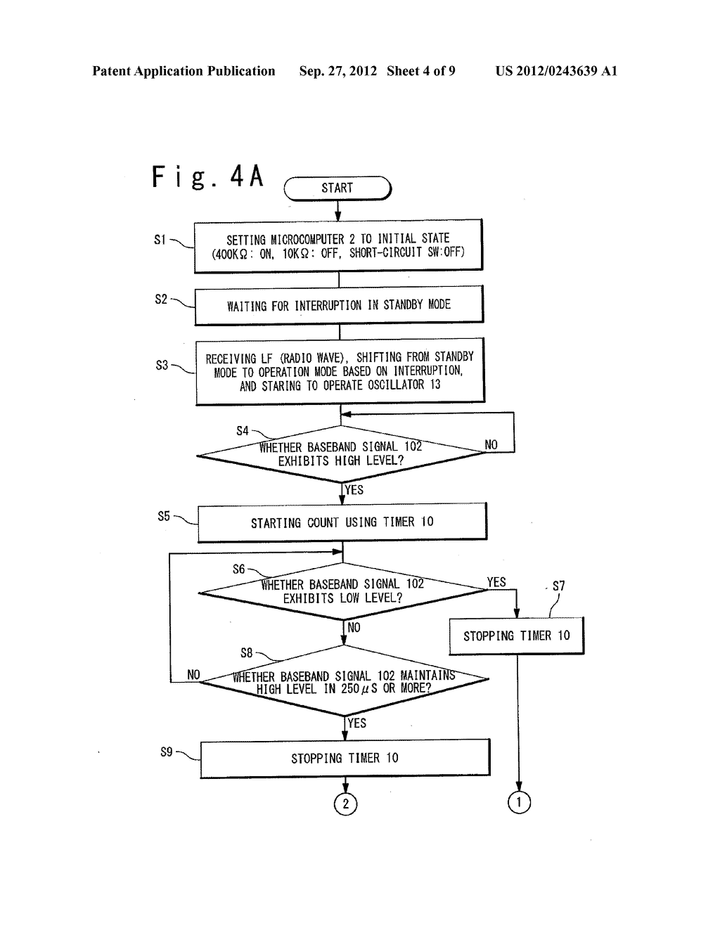 DATA COMMUNICATION DEVICE, AIR PRESSURE MONITORING SYSTEM USING THEREOF,     AND DATA COMMUNICATION METHOD - diagram, schematic, and image 05