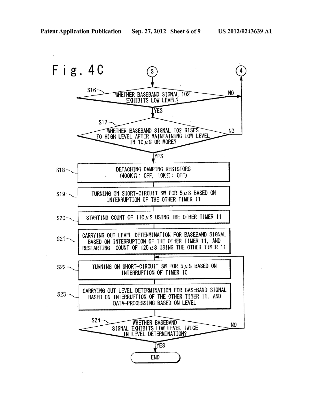 DATA COMMUNICATION DEVICE, AIR PRESSURE MONITORING SYSTEM USING THEREOF,     AND DATA COMMUNICATION METHOD - diagram, schematic, and image 07