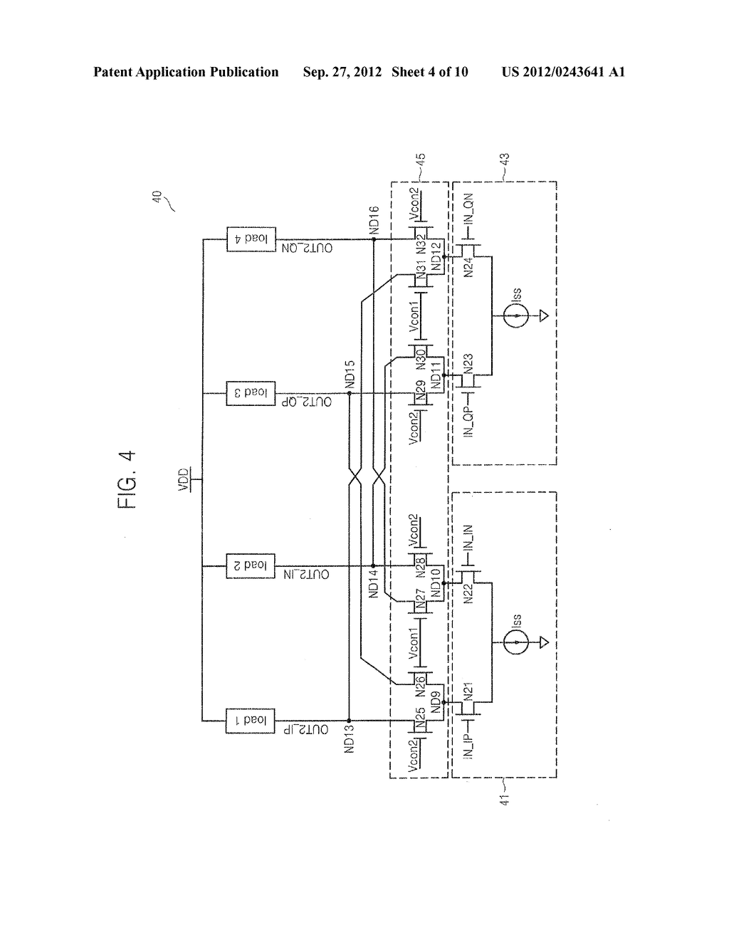 QUADRATURE SIGNAL PHASE CONTROLLER FOR CONTROLLING PHASE - diagram, schematic, and image 05
