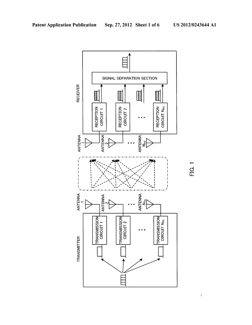 RECEPTION APPARATUS AND RECEPTION METHOD - diagram, schematic, and image 02