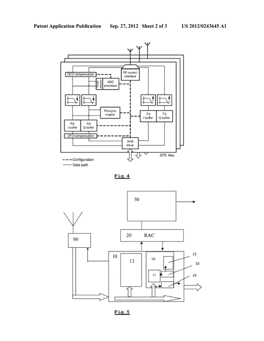 DIGITAL RECEIVER FOR REACTIVE RADIO - diagram, schematic, and image 03