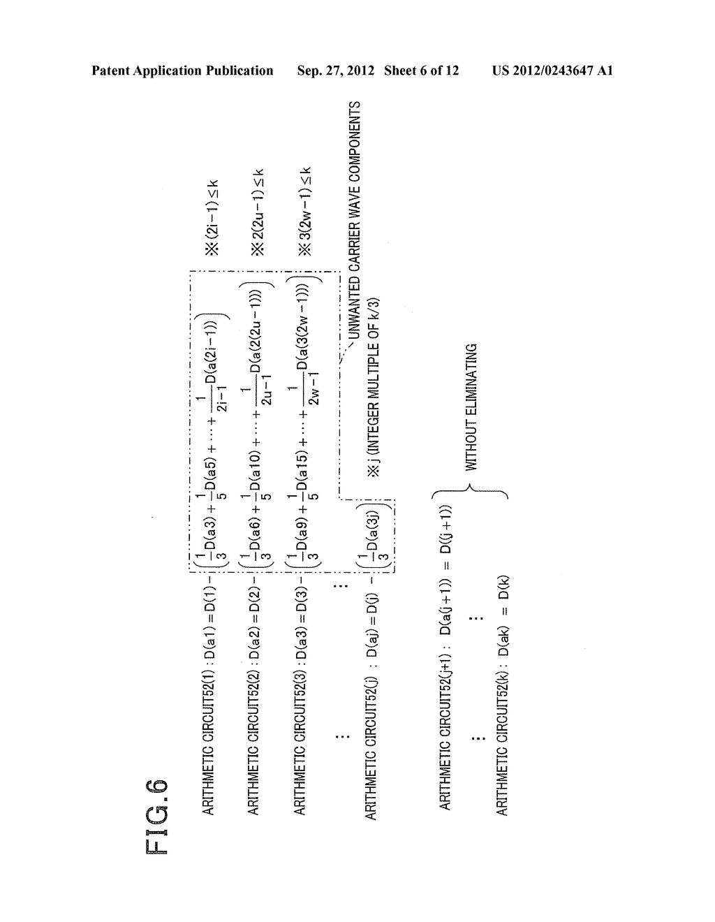 SYNCHRONOUS DETECTION METHOD AND DEVICE - diagram, schematic, and image 07
