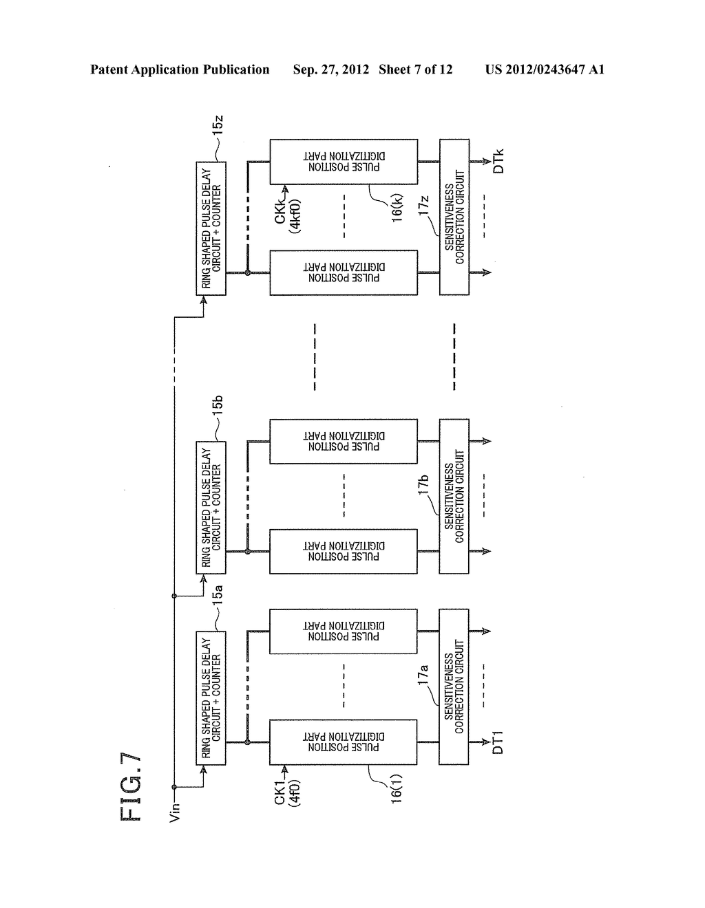 SYNCHRONOUS DETECTION METHOD AND DEVICE - diagram, schematic, and image 08