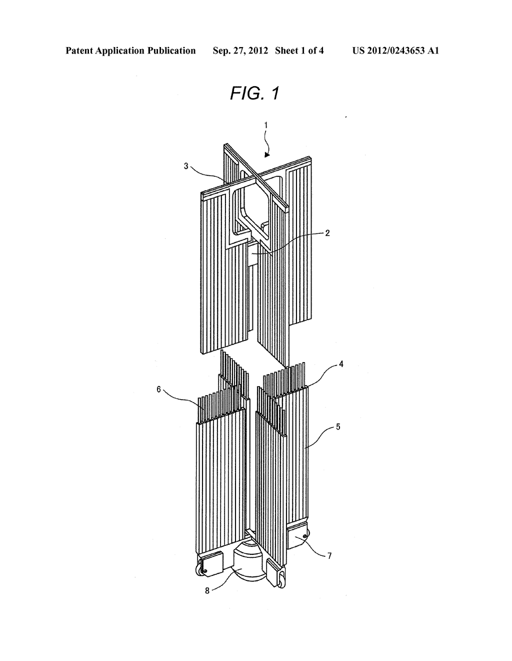 CONTROL ROD FOR BOILING WATER REACTOR AND METHOD OF MANUFACTURING CONTROL     ROD - diagram, schematic, and image 02