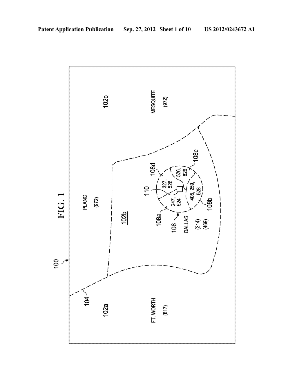 System and Method for Delivering Advertising to Packet-Based Telephones - diagram, schematic, and image 02