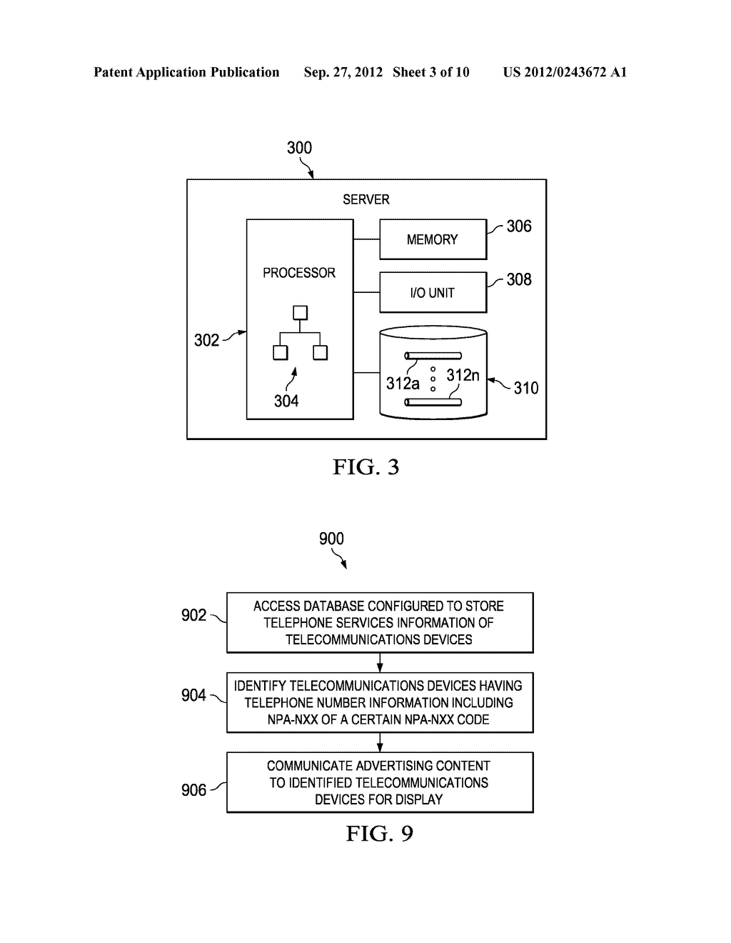 System and Method for Delivering Advertising to Packet-Based Telephones - diagram, schematic, and image 04