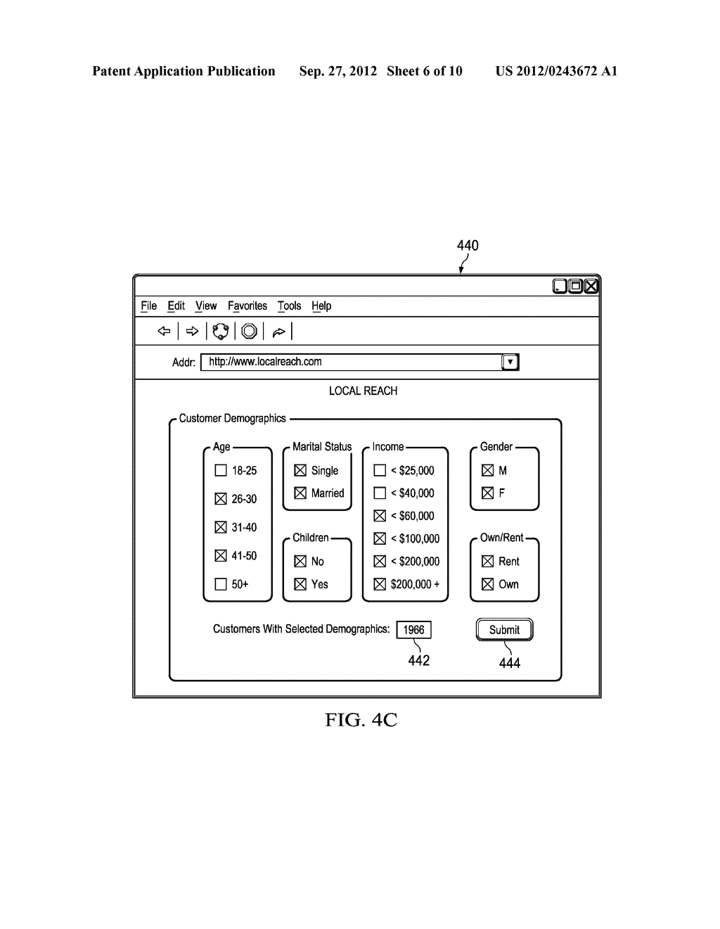 System and Method for Delivering Advertising to Packet-Based Telephones - diagram, schematic, and image 07