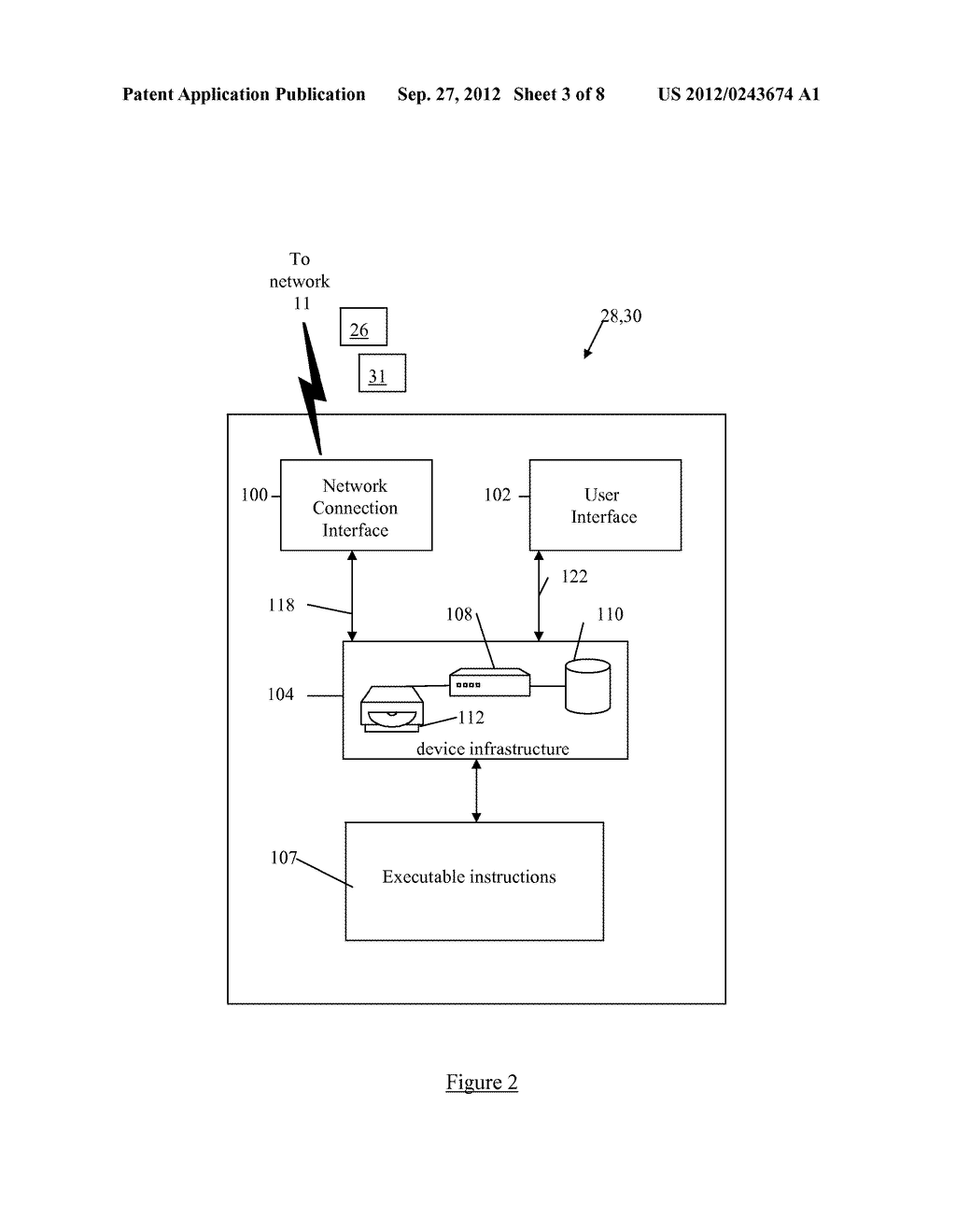 LOCATION SYSTEM AND METHOD FOR ASSISTING EMERGENCY SERVICES IN IDENTIFYING     THE PHYSICAL LOCATION OF AN IP TELEPHONY USER - diagram, schematic, and image 04