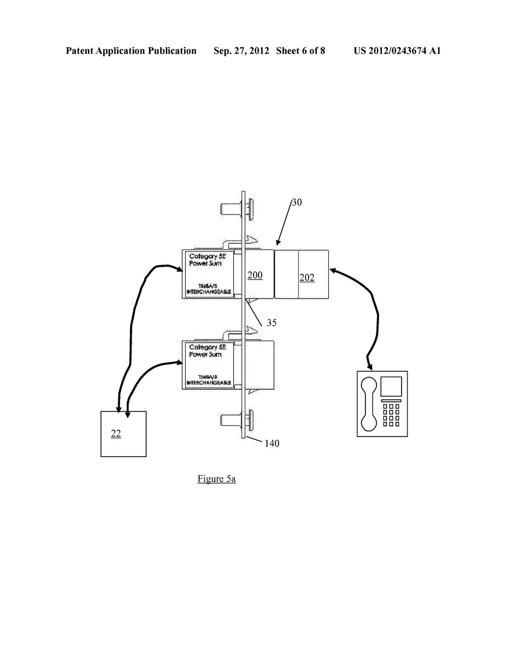 LOCATION SYSTEM AND METHOD FOR ASSISTING EMERGENCY SERVICES IN IDENTIFYING     THE PHYSICAL LOCATION OF AN IP TELEPHONY USER - diagram, schematic, and image 07