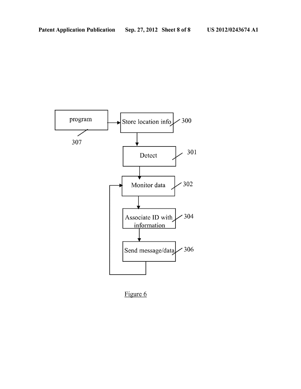 LOCATION SYSTEM AND METHOD FOR ASSISTING EMERGENCY SERVICES IN IDENTIFYING     THE PHYSICAL LOCATION OF AN IP TELEPHONY USER - diagram, schematic, and image 09