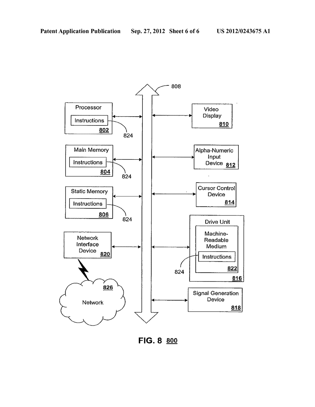 Method for Announcing a Calling Party From a Communication Device - diagram, schematic, and image 07