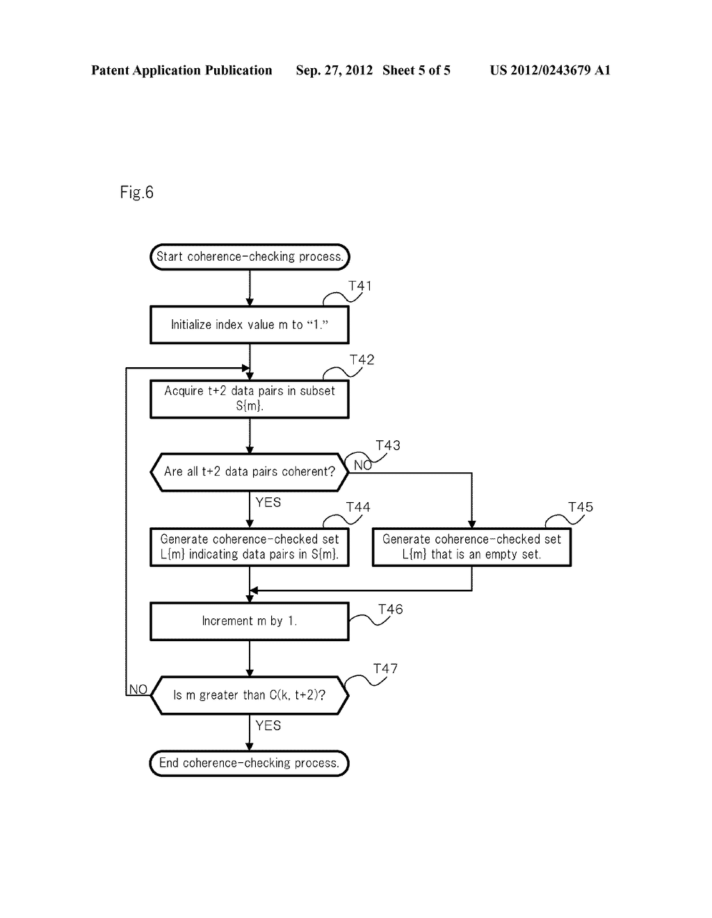 VERIFICATION DEVICE, SECRET INFORMATION RESTORATION DEVICE, VERIFICATION     METHOD, PROGRAM, AND SECRET SHARING SYSTEM - diagram, schematic, and image 06