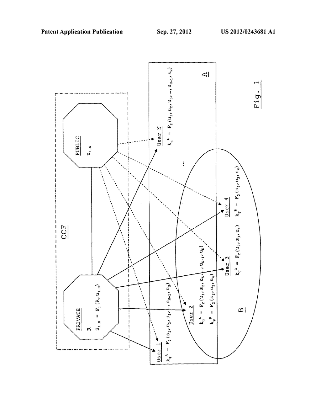 SECURE COMMUNICATION SYSTEM - diagram, schematic, and image 02