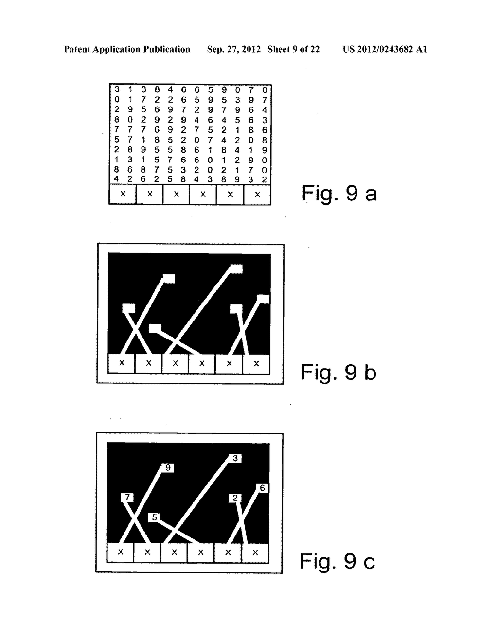 METHOD AND SYSTEM FOR TRANSMITTING DATA FROM A FIRST DATA PROCESSING     DEVICE TO A SECOND DATA PROCESSING DEVICE - diagram, schematic, and image 10