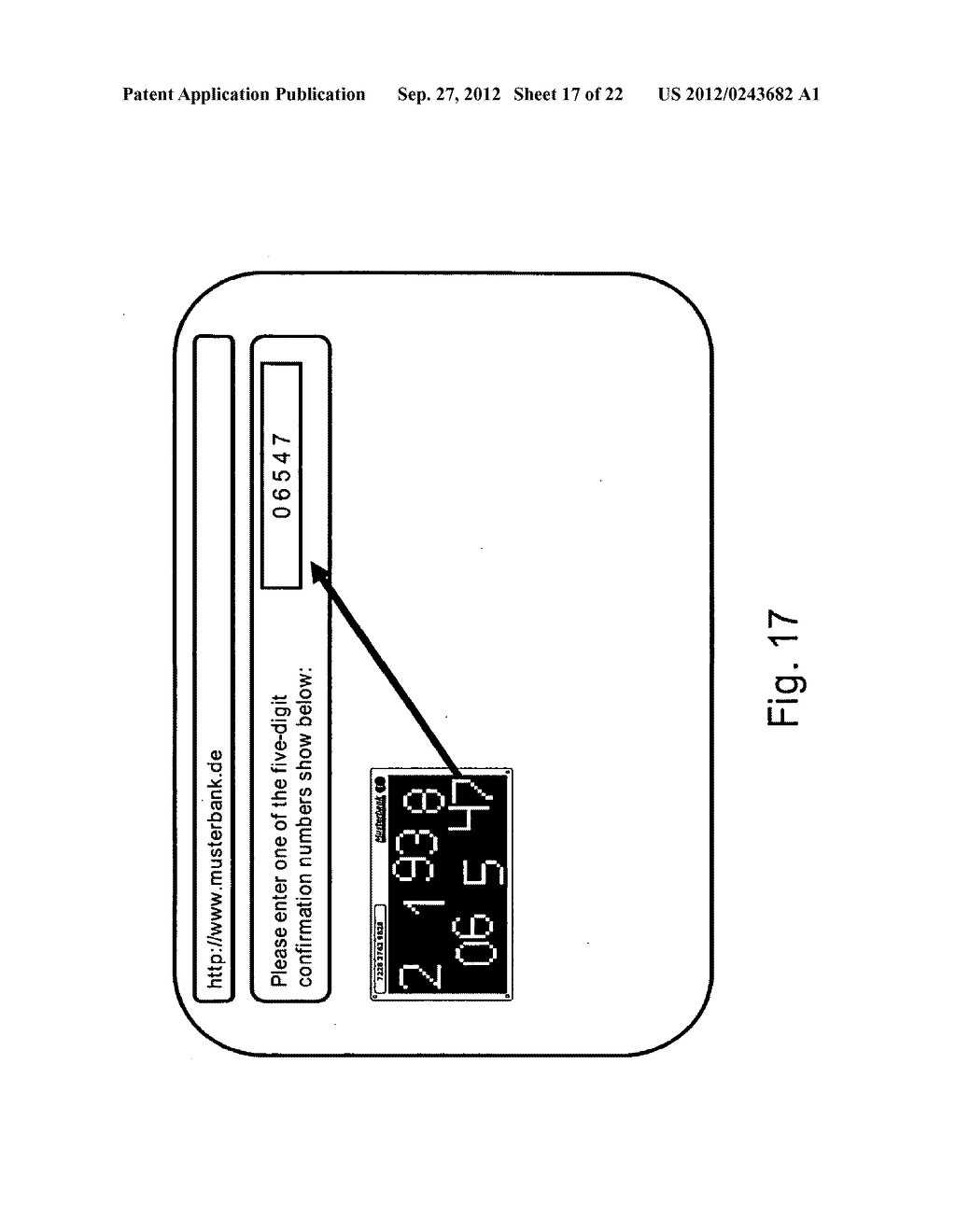 METHOD AND SYSTEM FOR TRANSMITTING DATA FROM A FIRST DATA PROCESSING     DEVICE TO A SECOND DATA PROCESSING DEVICE - diagram, schematic, and image 18