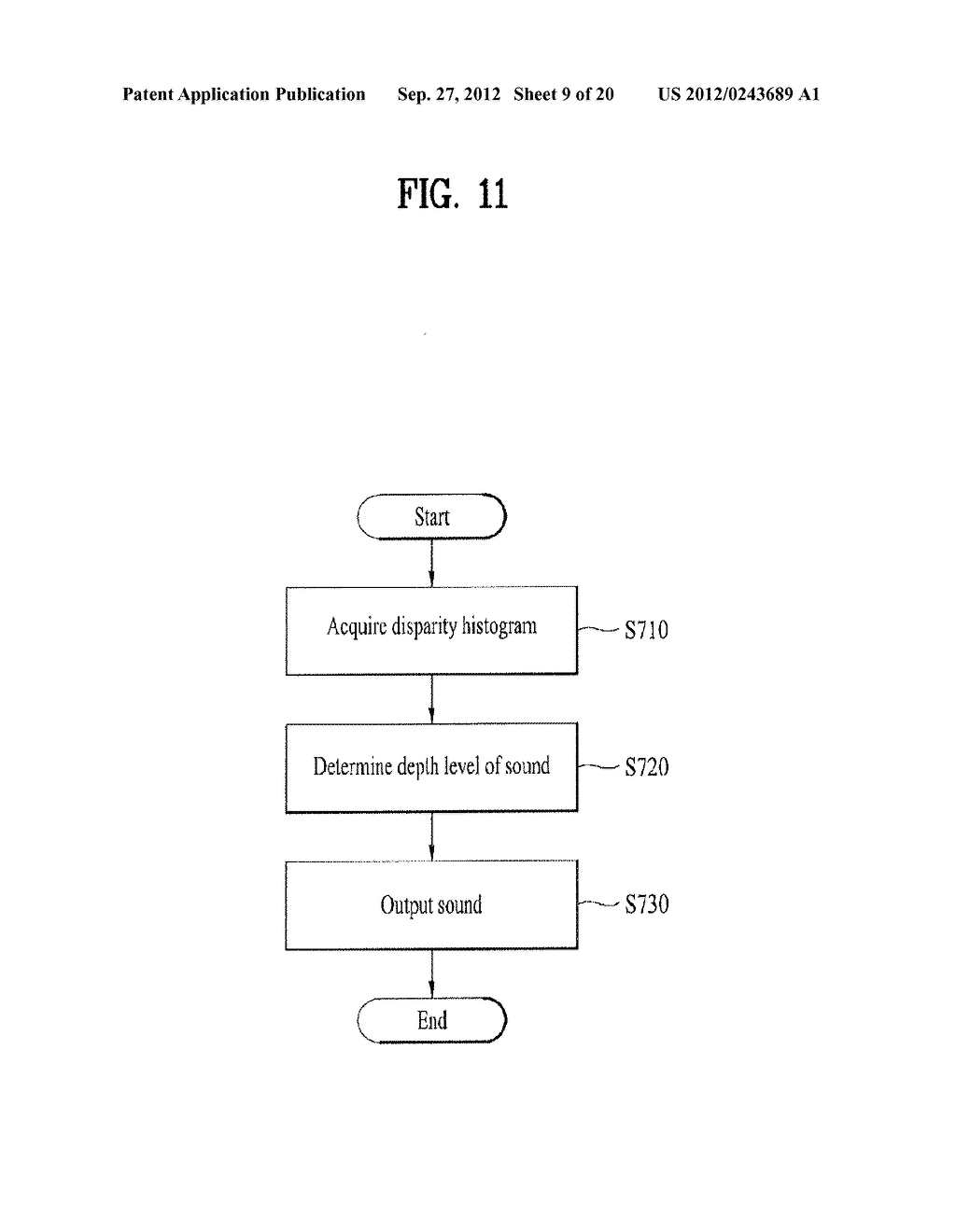 APPARATUS FOR CONTROLLING DEPTH/DISTANCE OF SOUND AND METHOD THEREOF - diagram, schematic, and image 10