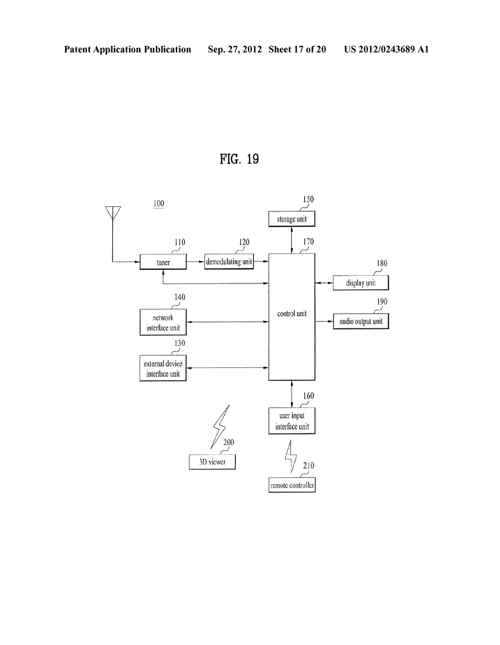 APPARATUS FOR CONTROLLING DEPTH/DISTANCE OF SOUND AND METHOD THEREOF - diagram, schematic, and image 18