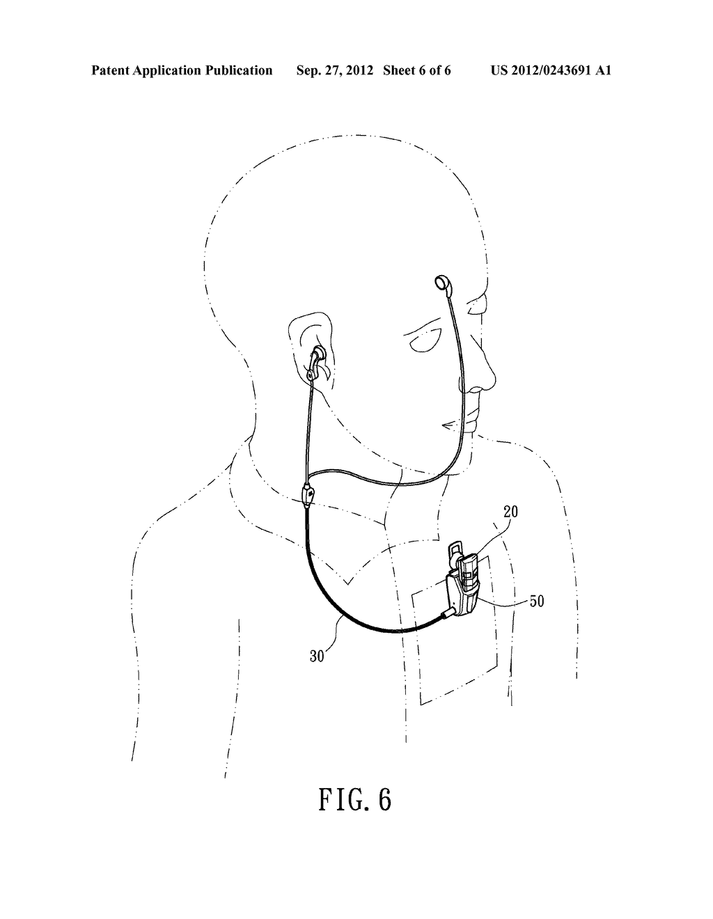 WIRELESS HEADSET DEVICE CAPABLE OF PROVIDING BALANCED STEREO AND METHOD     THEREOF - diagram, schematic, and image 07