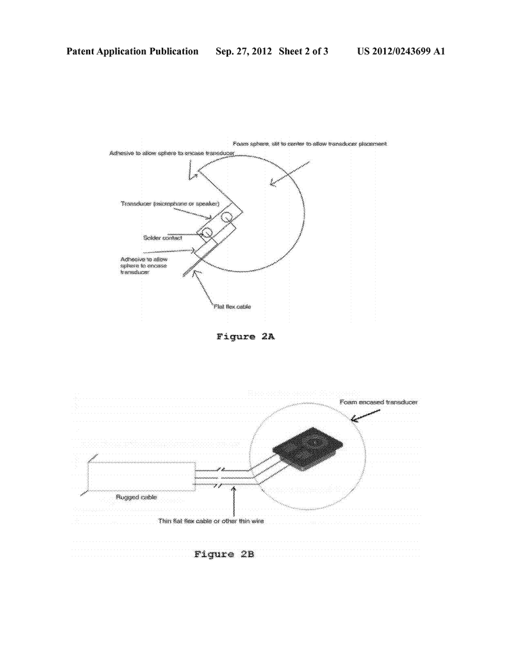 EAR CANAL TRANSDUCER MOUNTING SYSTEM - diagram, schematic, and image 03