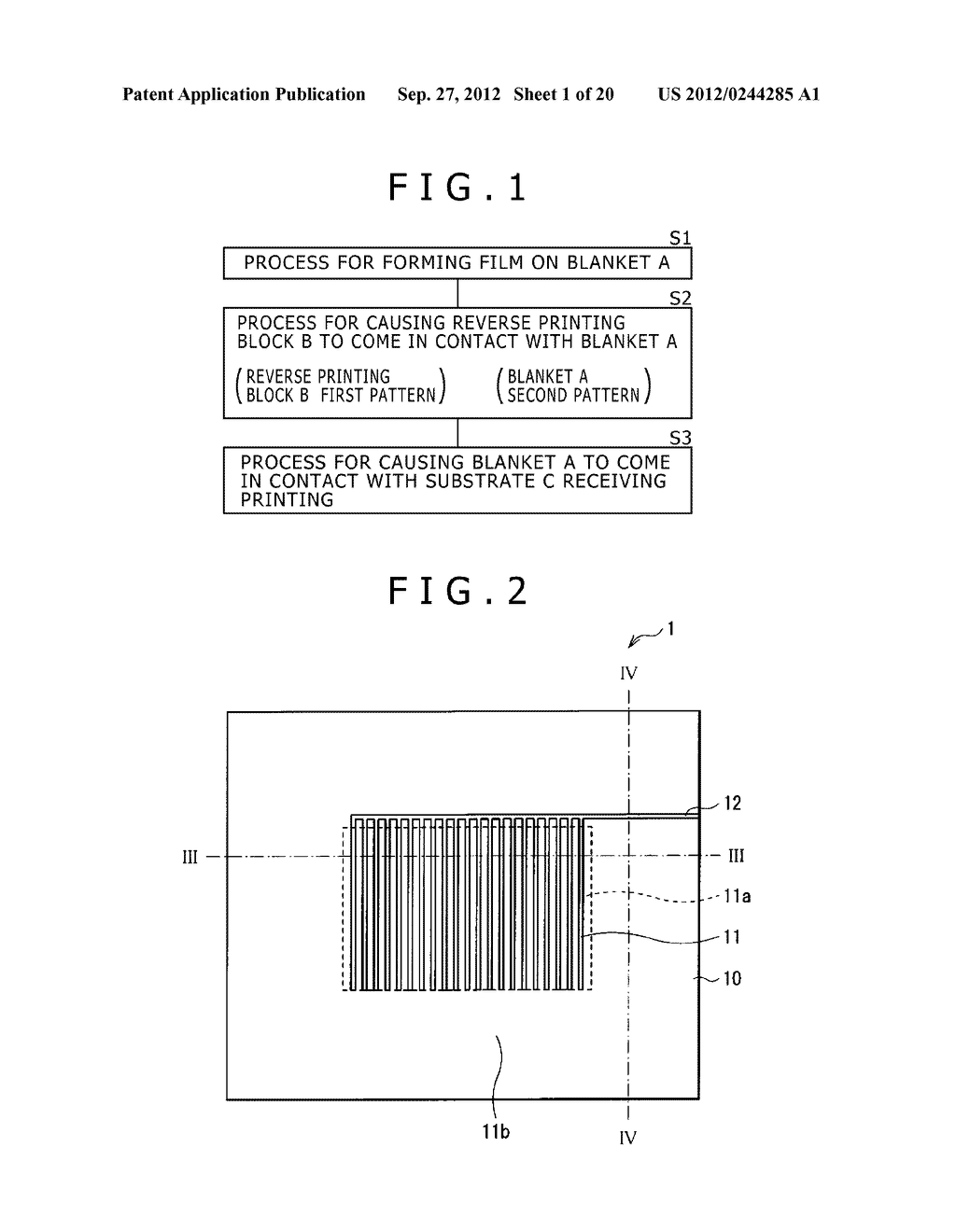 BUBBLE DISCHARGING STRUCTURE, REVERSE PRINTING BLOCK, DISPLAY DEVICE,     PRINTING METHOD, AND METHOD OF MANUFACTURING DISPLAY DEVICE - diagram, schematic, and image 02