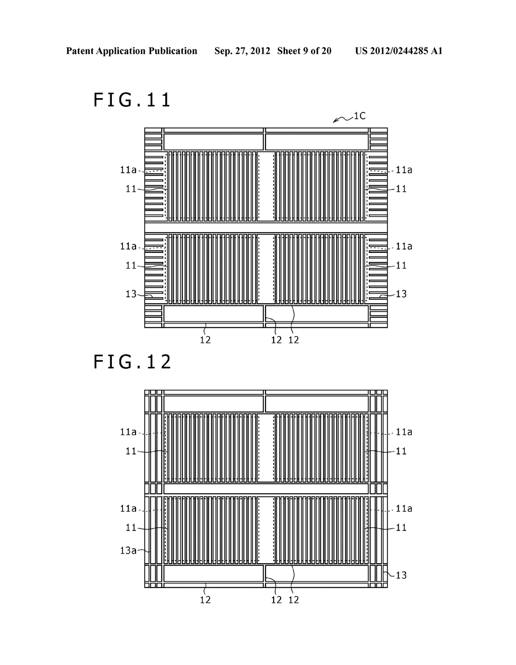BUBBLE DISCHARGING STRUCTURE, REVERSE PRINTING BLOCK, DISPLAY DEVICE,     PRINTING METHOD, AND METHOD OF MANUFACTURING DISPLAY DEVICE - diagram, schematic, and image 10