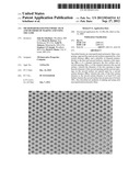 MICROPERFORATED POLYMERIC FILM AND METHODS OF MAKING AND USING THE SAME diagram and image