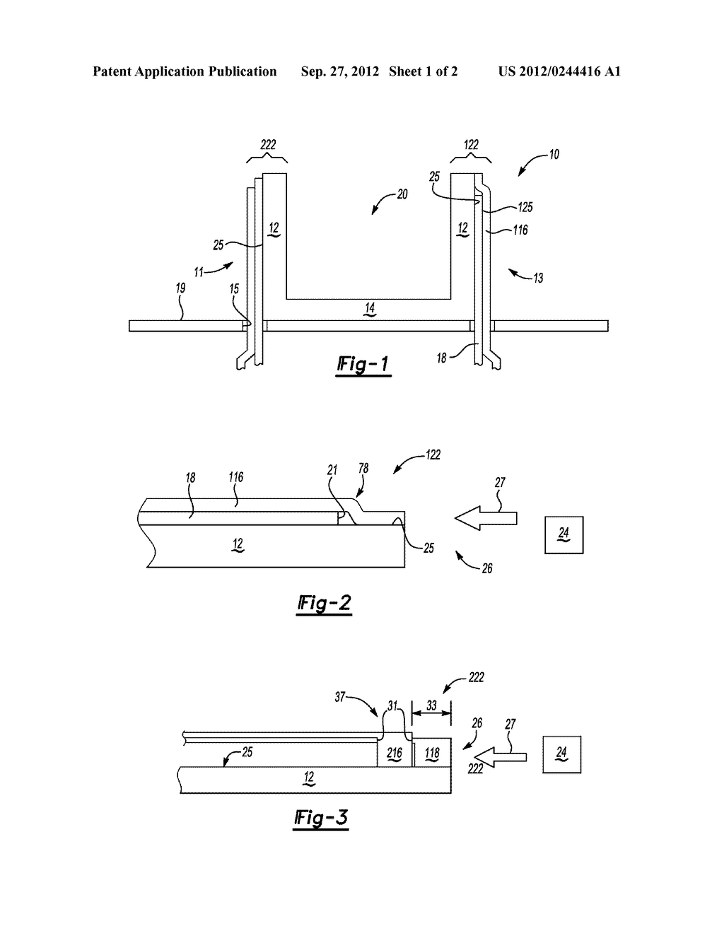 BEAM WELDING OF A MULTI-SHEET WORK STACK WITH A SINGLE COMMON WELDING     INTERFACE - diagram, schematic, and image 02