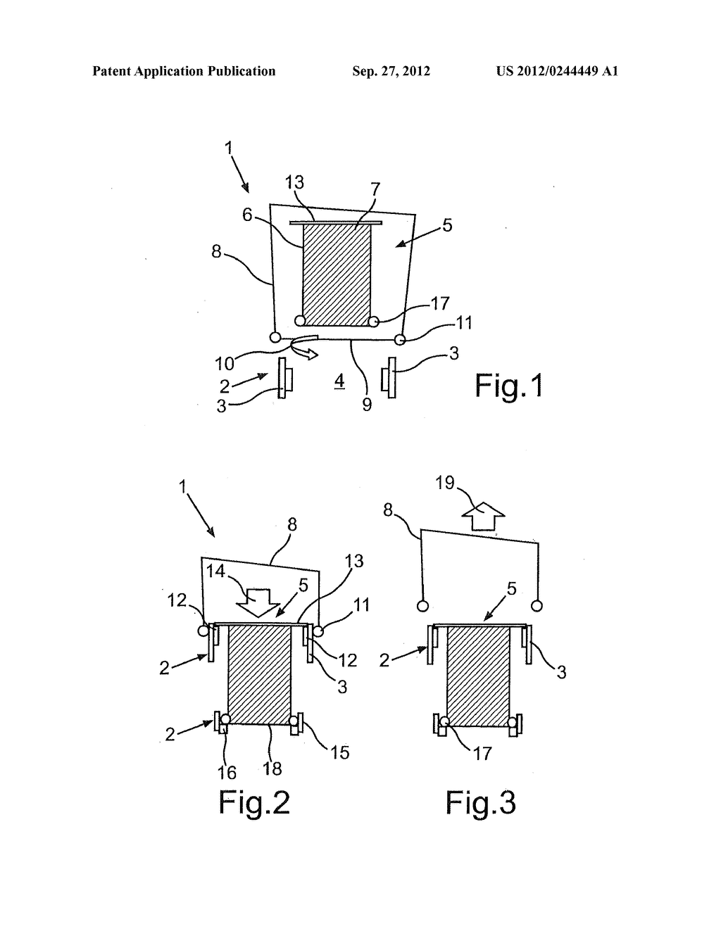 CONTAINER ARRANGEMENT FOR A FUEL CELL SYSTEM, AND METHOD FOR INTRODUCING     AN ION EXCHANGE MODULE IN A COOLANT CONTAINER - diagram, schematic, and image 02