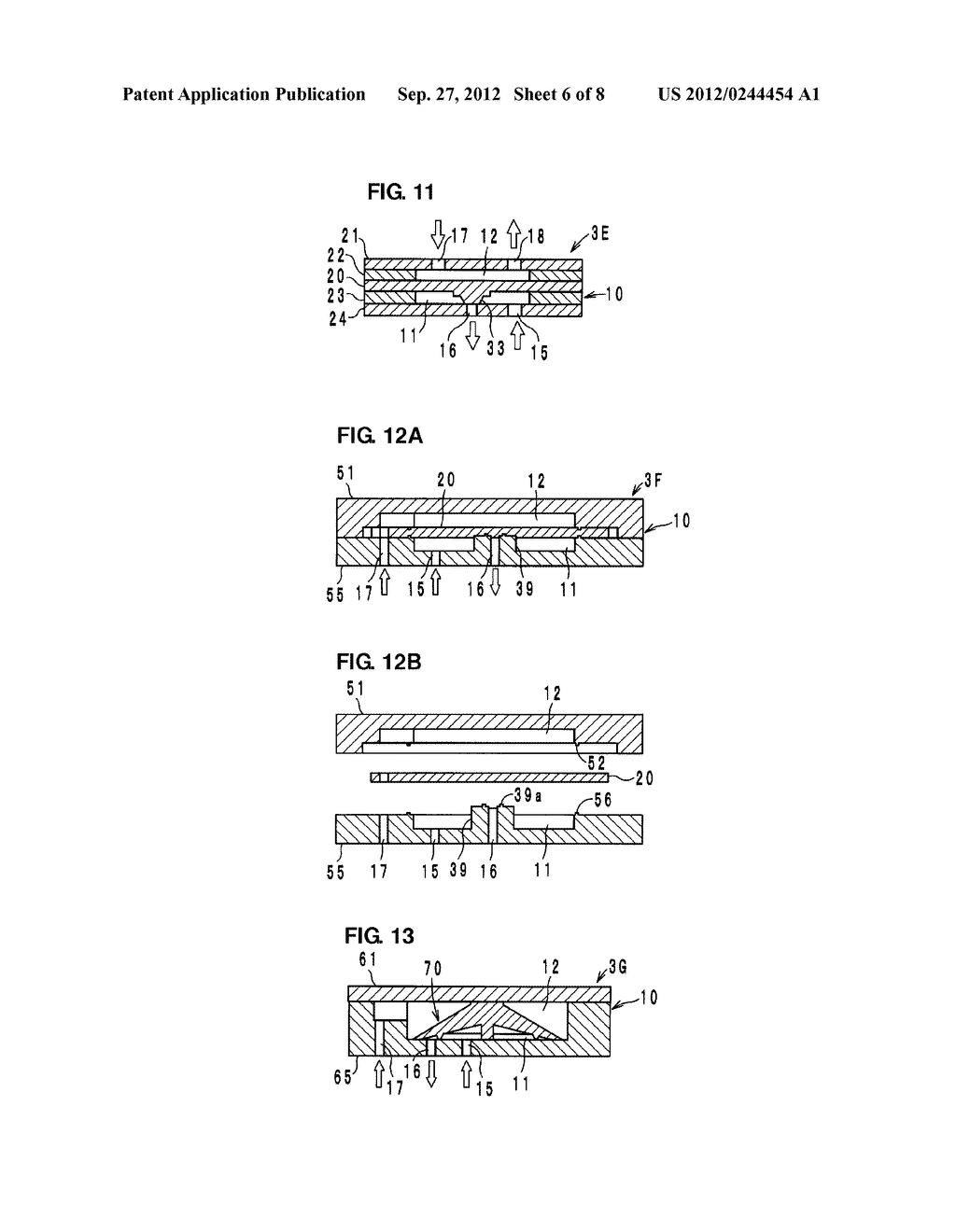 VALVE, FLUIDIC APPARATUS, AND FLUID-SUPPLYING APPARATUS - diagram, schematic, and image 07