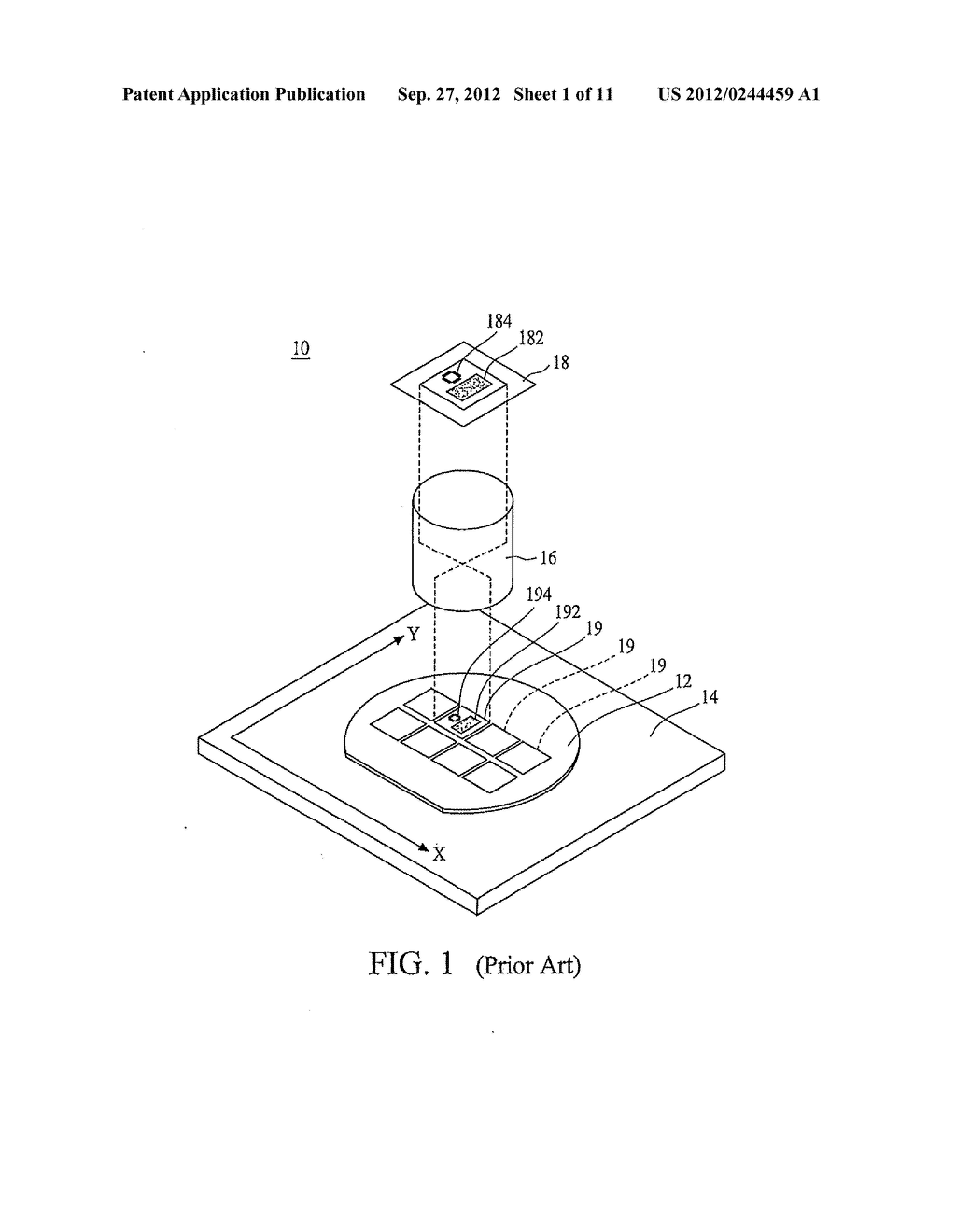 METHOD FOR EVALUATING OVERLAY ERROR AND MASK FOR THE SAME - diagram, schematic, and image 02