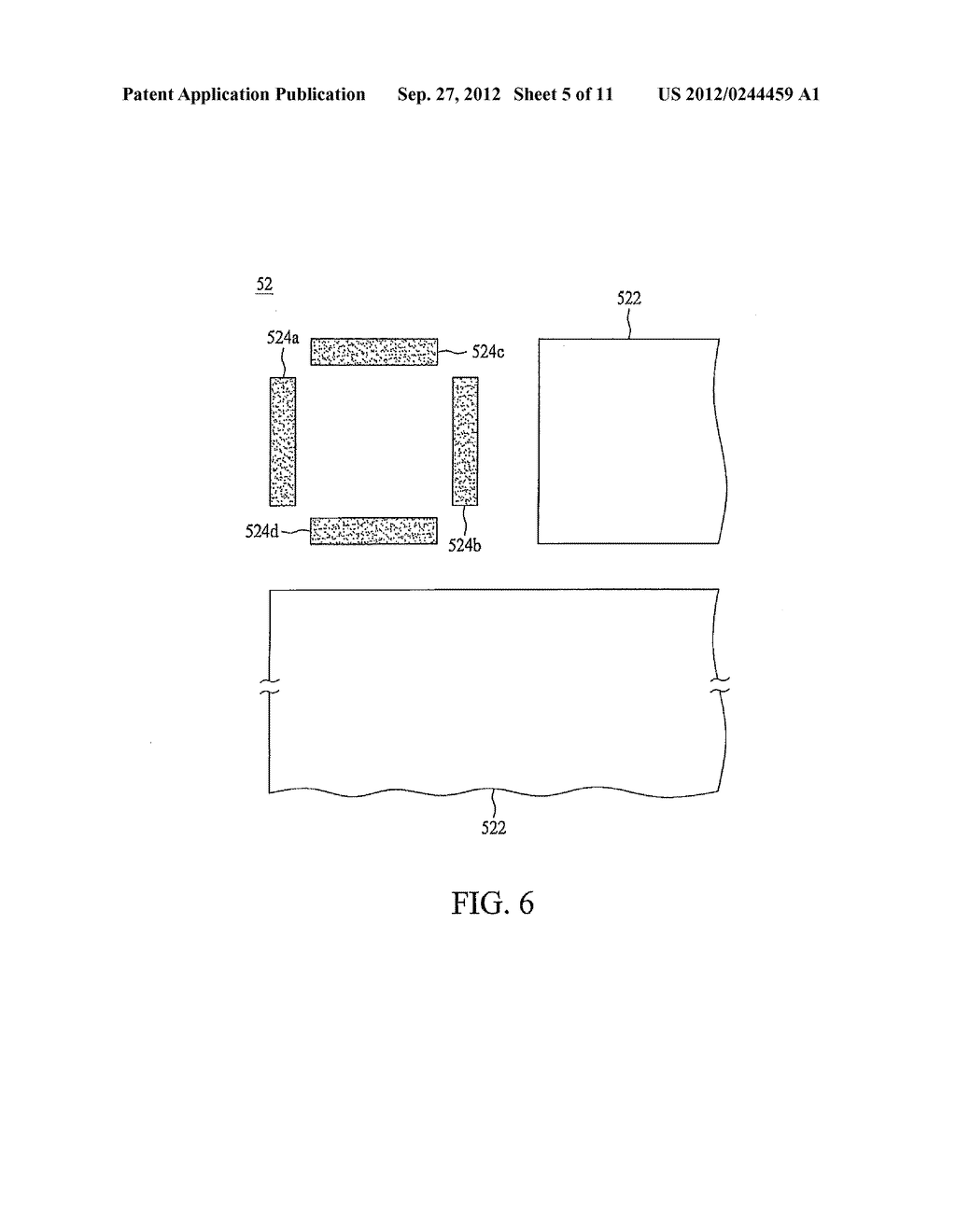 METHOD FOR EVALUATING OVERLAY ERROR AND MASK FOR THE SAME - diagram, schematic, and image 06