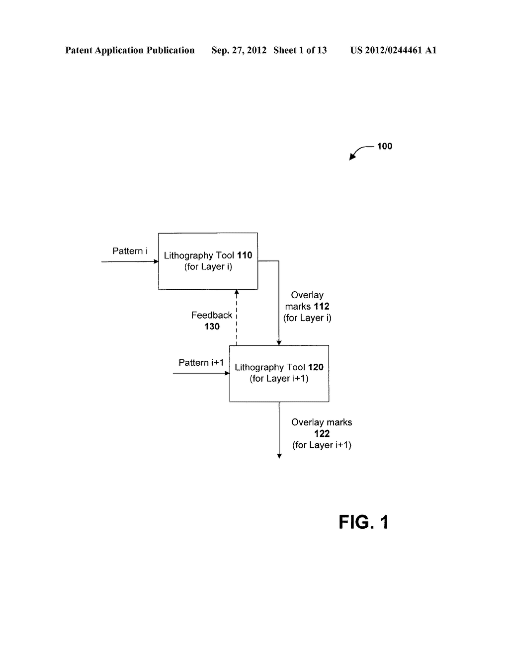 OVERLAY CONTROL METHOD AND A SEMICONDUCTOR MANUFACTURING METHOD AND     APPARATUS EMPLOYING THE SAME - diagram, schematic, and image 02