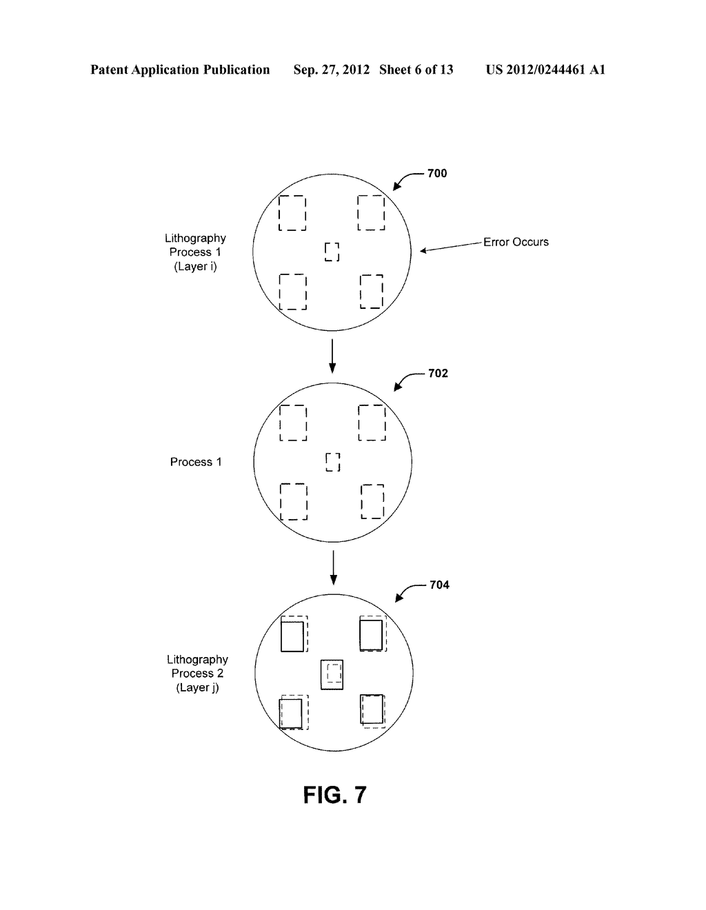 OVERLAY CONTROL METHOD AND A SEMICONDUCTOR MANUFACTURING METHOD AND     APPARATUS EMPLOYING THE SAME - diagram, schematic, and image 07